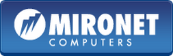 Logo Mironet Computers